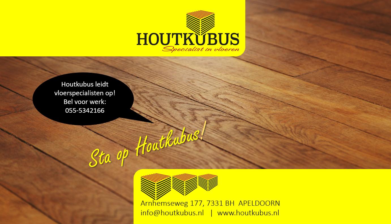Ik zoek werk bij Houtkubus Apeldoorn