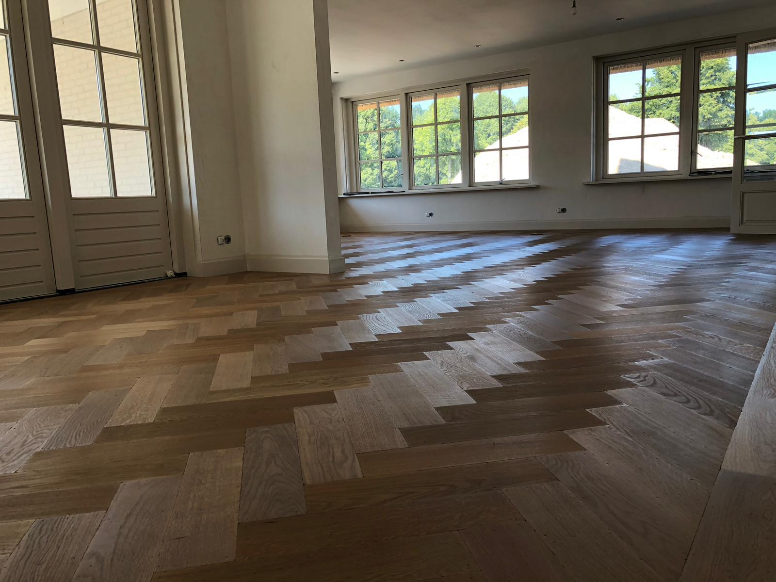 Foto van houten vloeren 1