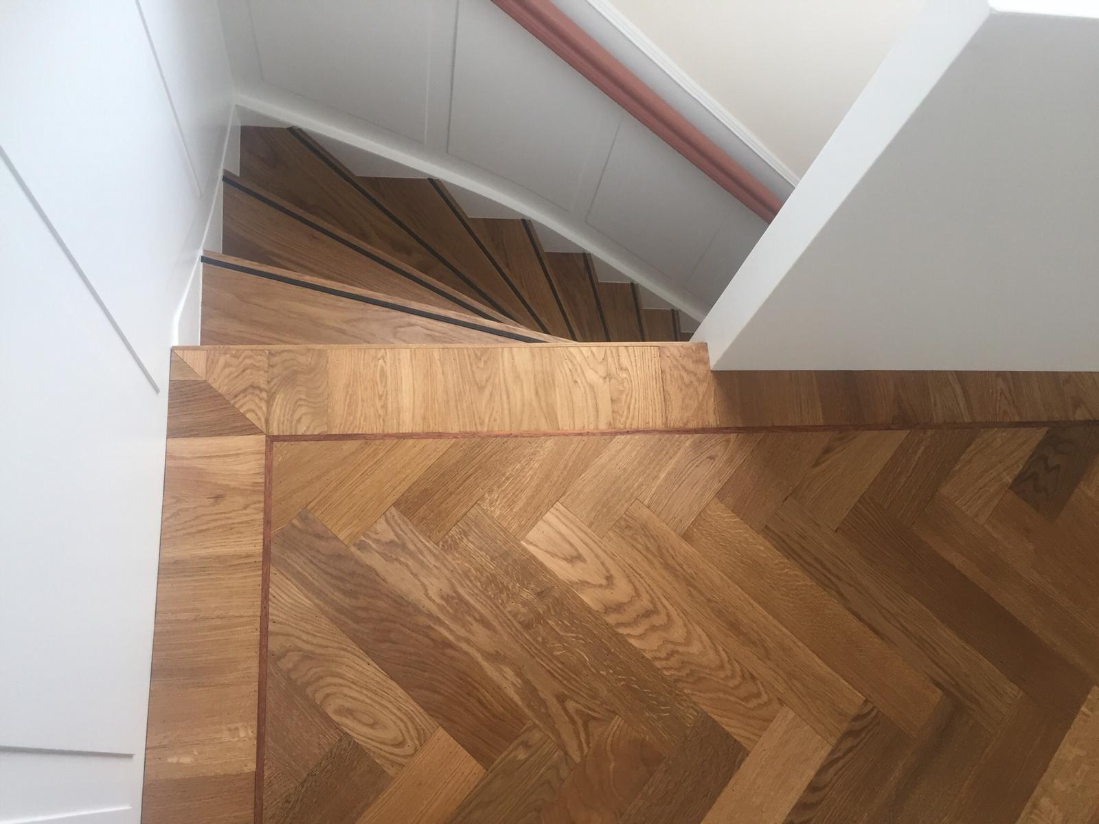Foto van houten vloeren 2