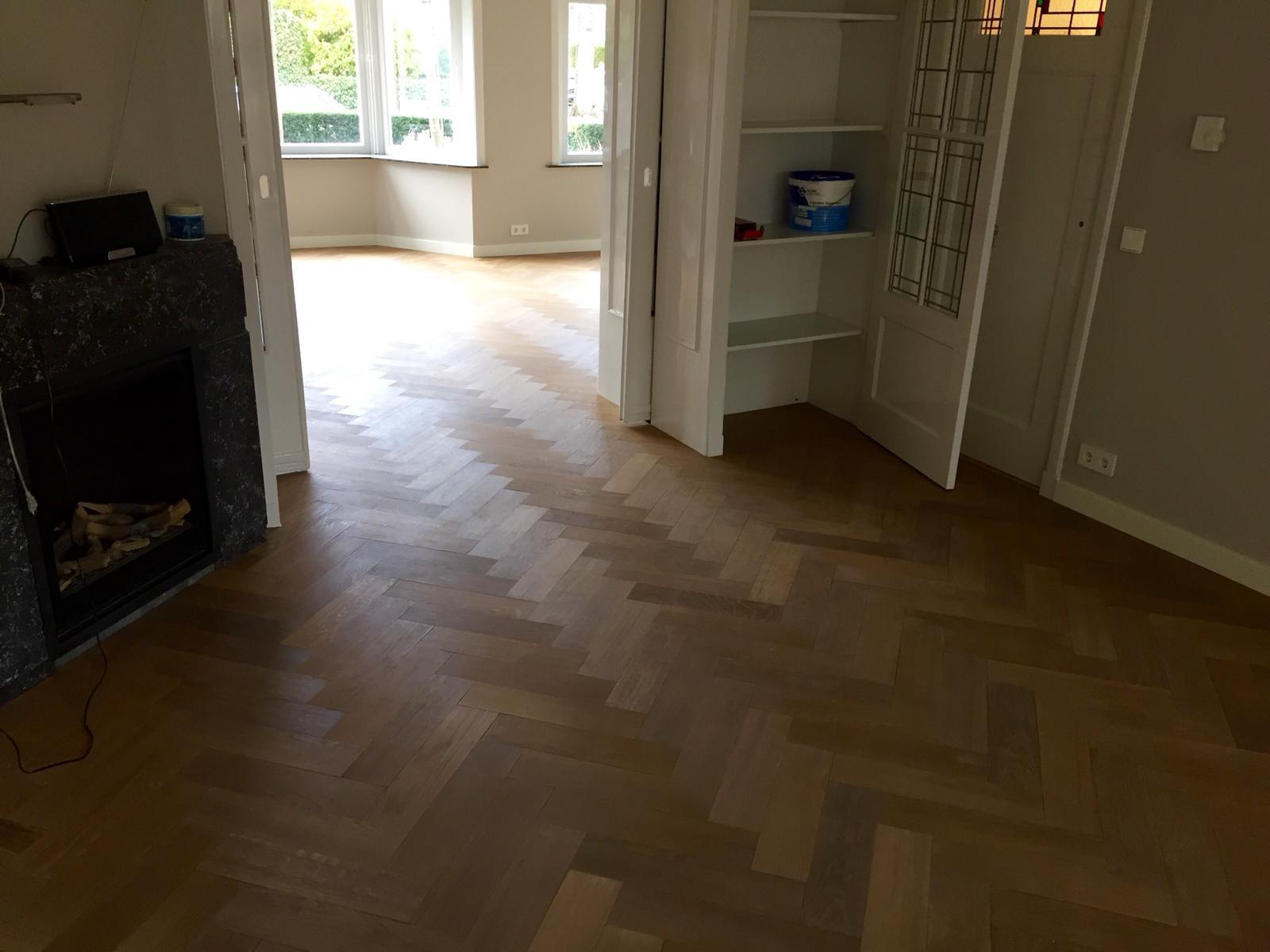 Foto van houten vloeren 3