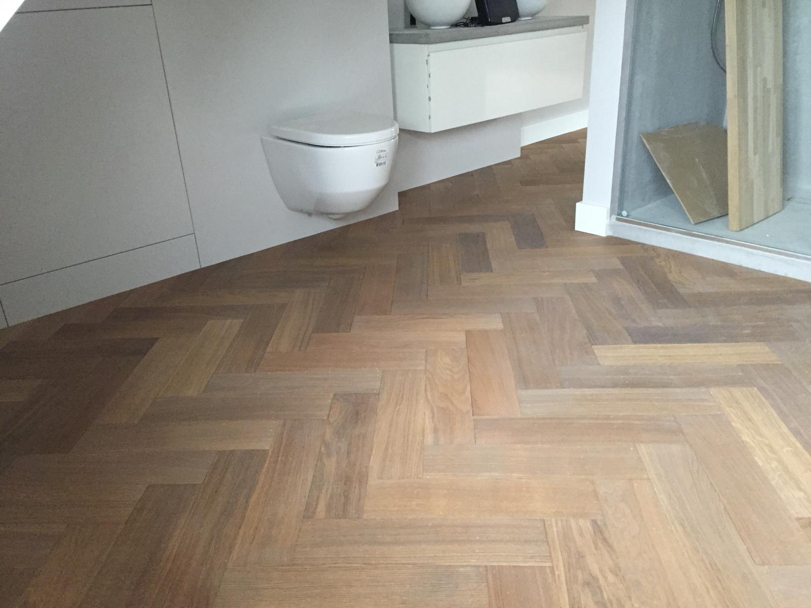 Foto van houten vloeren 4