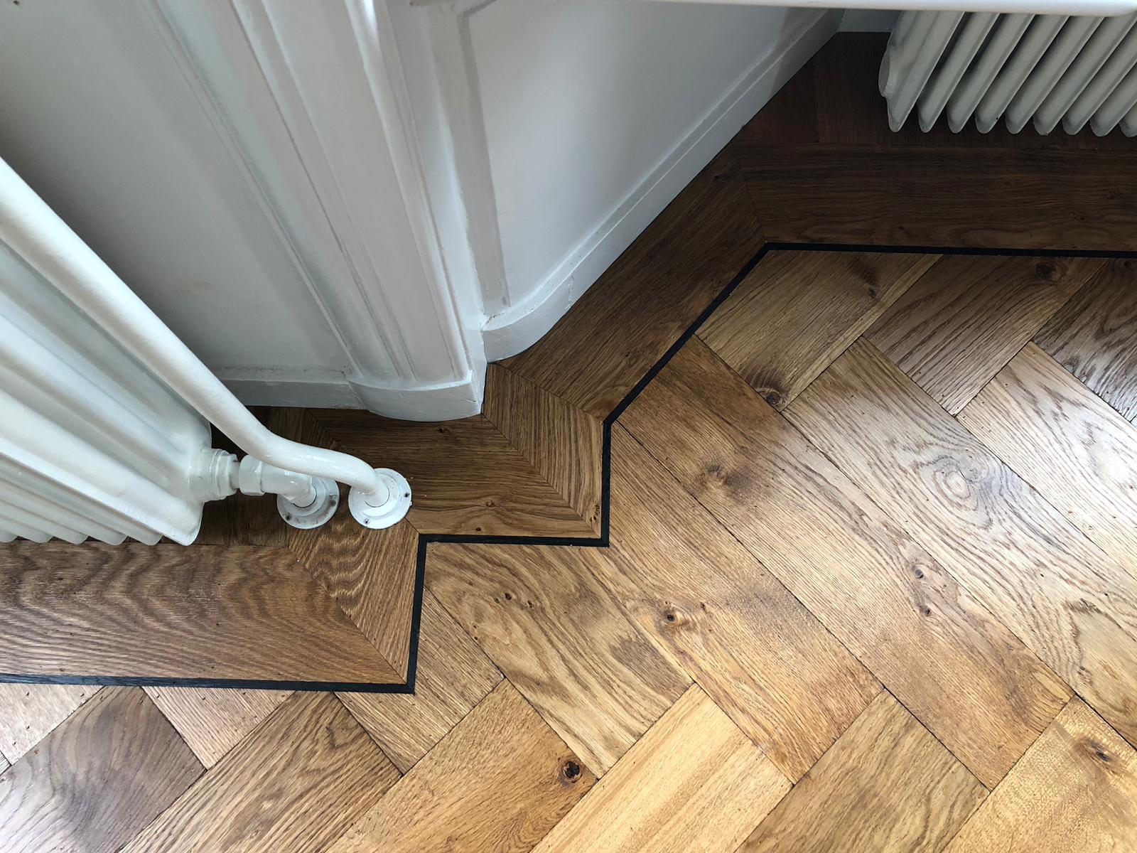 Foto van houten vloeren 5